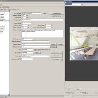 (Čeština) 1Box® video – videoverifikace s využitím IP kamer na střeženém objektu - detail kamery.
