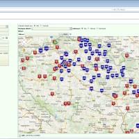 (Čeština) 1Box® connect - aplikace pro spolupráci lokálních bezpečnostních agentur. Umožňuje nalézt si partnera pro spolupráci na výjezdech a montážích. Zájemce získá kontaktní informace o partnerské agentuře a oblasti jejího působení. Uživatelům PCO 1Box® umožňuje datově komunikovat s partnerskou bezpečnostní agenturou při řešení poplachového stavu.