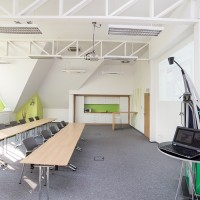 (Čeština) Školící místnost Havířov