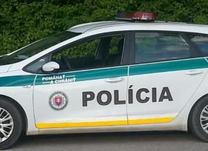 policie Slovensko