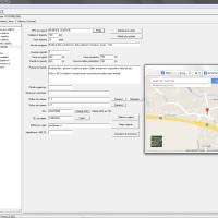(Čeština) Průzkumník NET-G – formulář výjezdu hlídaného objektu v software NET-G. Informace o GPS souřadnicích umístění objektu, informace o vzdálenosti a času dojezdu od dispečerského pracoviště nebo míst odkud vyjíždí zásahový vůz. Možnost odeslat pokyny pro zásah do navigace výjezdového vozidla.