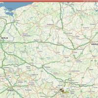 (Čeština) Maximální měřítko zobrazení mapy pro mapy společnosti Plan Studio.
