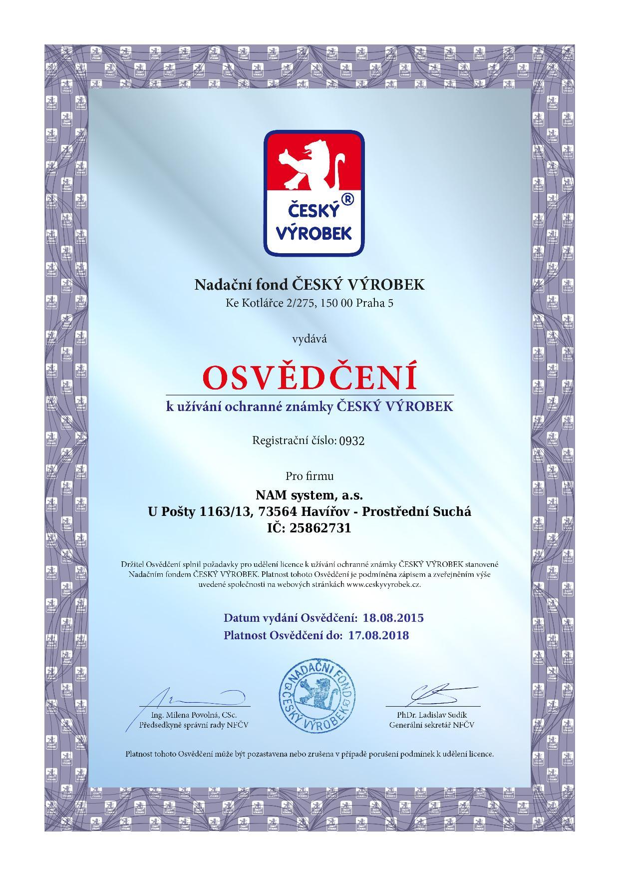 osvedceni_cesky_vyrobek_CZ