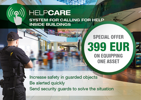 HelpCare system special offer
