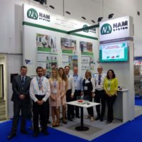 NAM system at IFSEC 2017