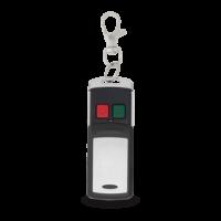 Přenosné osobní tlačítko se dvěma tlačítky