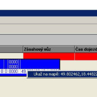 Zobrazení poplachu z SOS hodinek v NET-G